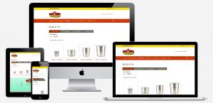 Maatwerk software Roosters Gourmet Popcorn